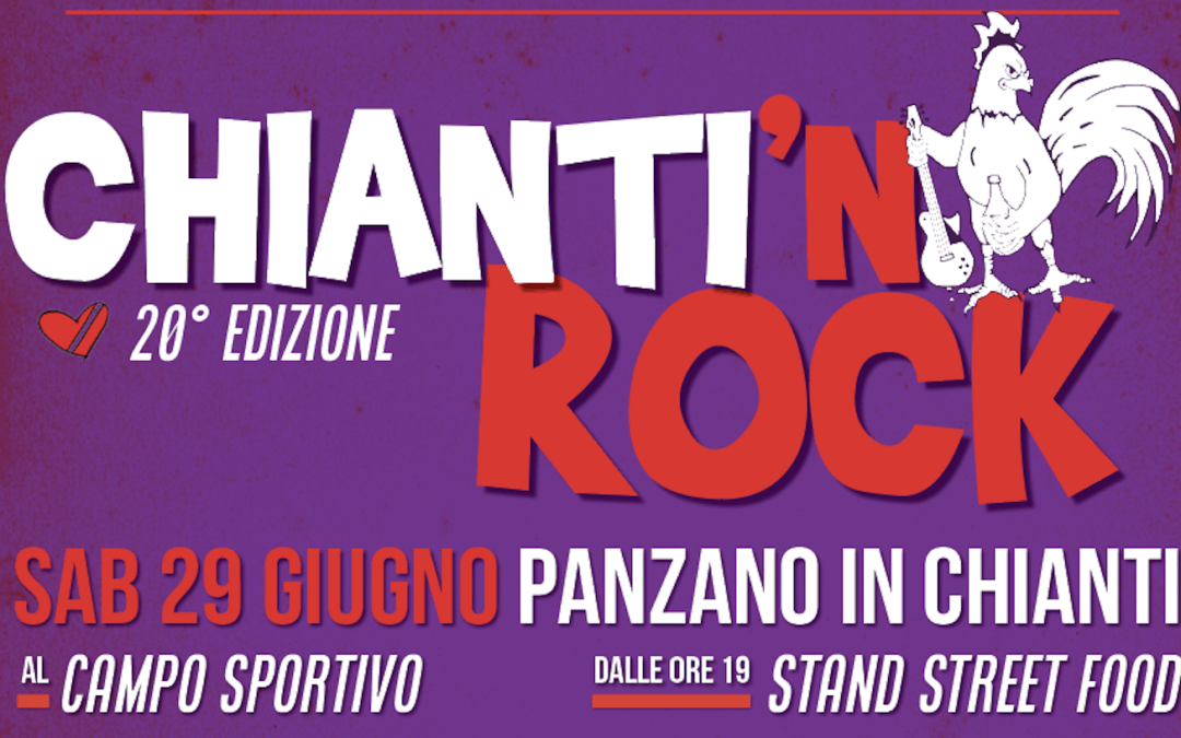 Chianti'n Rock 2019